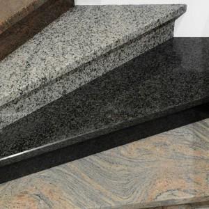 Treppe Naturstein Granit