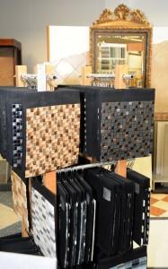 Mit dekorativen Mosaiken können Sie Ihre Wohnbereiche individuell gestalten.