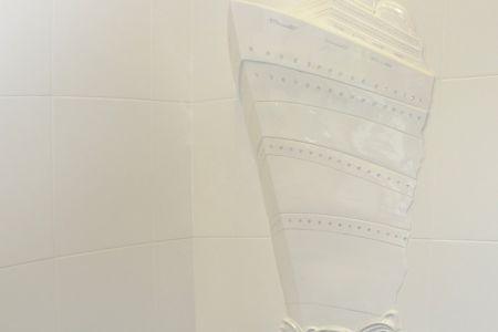 Schiff Ahoi!!! Mit Wandfliesen in 3 D Optik.