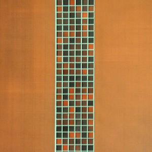 Mosaik Rot Braun